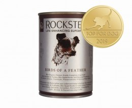 Rockster Birds of a feather - bio kurczak i indyk (400 g)